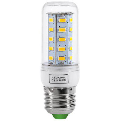 E27 36 x SMD 5730 Daylight LED Corn Light 18W 220V Energy Saving Bulb
