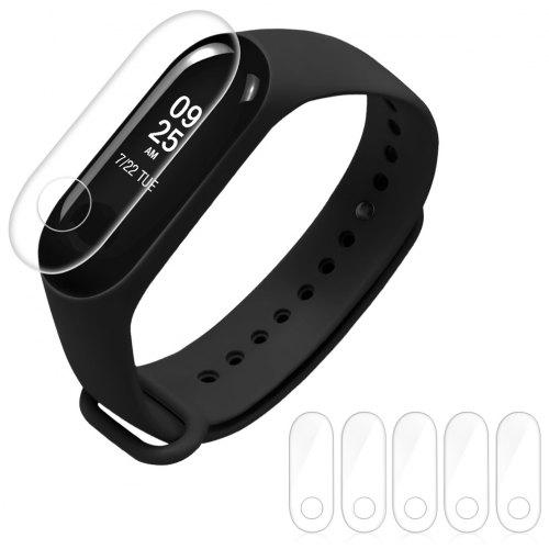 Consumer Electronics Home Electronic Accessories United 5 Pcs Anti-scratch Soft Tpu Ultra Clear Protective Film For Huawei Honor Band 3 Smart Wristband Full Screen Protector