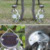 Wind Chime Solar Power Lights - SILVER