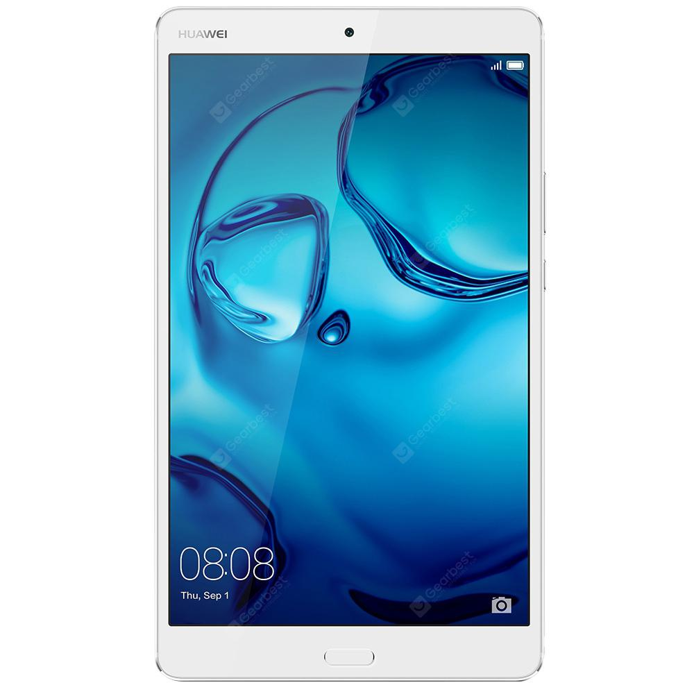 ChinaBestPrices - HUAWEI MediaPad M3 ( BTV-DL09 ) 4G Phablet Fingerprint Recognition