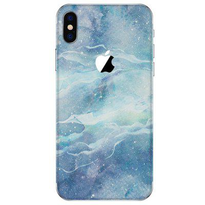 Delicate Anti-scratch Back Protective Film for iPhone X