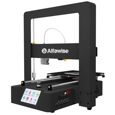 Alfawise X6A Metal Quickly 3D DIY Printer