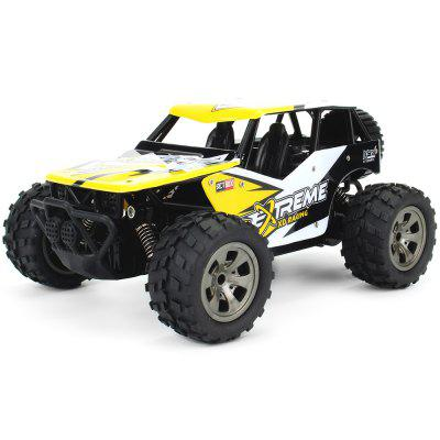 1812 - A 2.4G 1/18 18 km / h RC Monster Truck Car RTR
