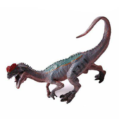 North America Dilophosaurus Toy Figure