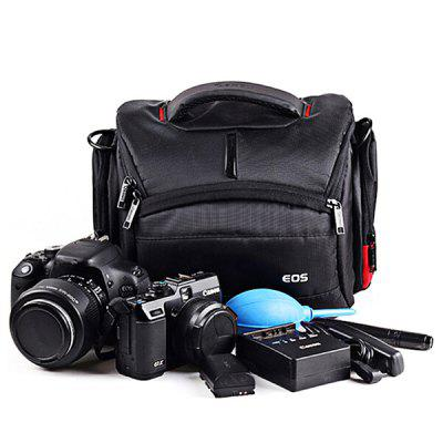 Durable Single-shoulder Camera Bag for Nikon / Canon SLR Camera