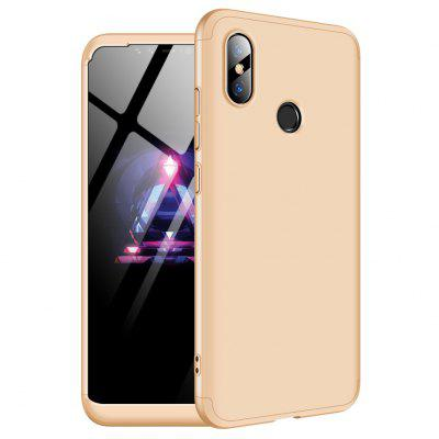 Luanke Dirt-proof Full Cover Phone Case for Xiaomi 8 SE пленка защитная суперпрозрачная luxcase для samsung gt i9200 galaxy mega 6 3