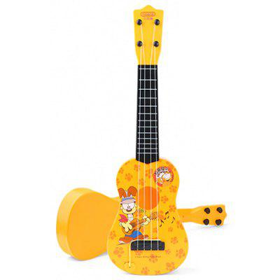 beiens Kids Educational Cartoon Guitar Toy
