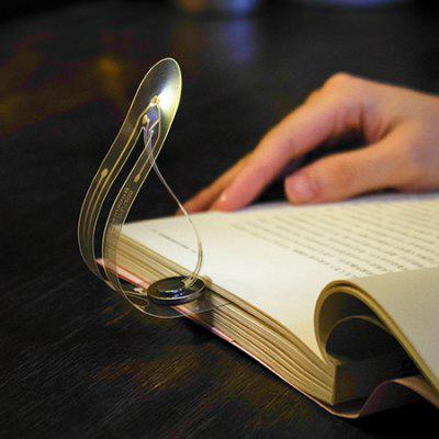 Criativo Bookmark LED Night Light Reading Lamp