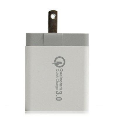 Fast Charger for iPhone OS / Android QC3.0