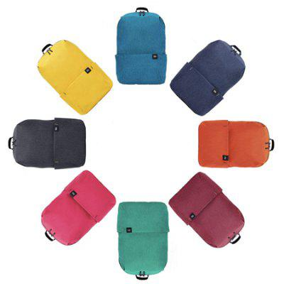 Xiaomi Trendy Solid Color Lightweight Water-resistant Backpack ...