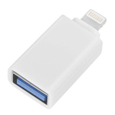 8 pin Maschio a Femmina USB 3.0 OTG Adattatore per iPad / iPhone