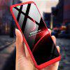Luanke Dirt-proof Full Cover Phone Case for Xiaomi 8 SE - RED