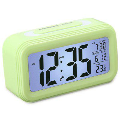 Big Screen LCD Multi-function Electronic Digital Clock