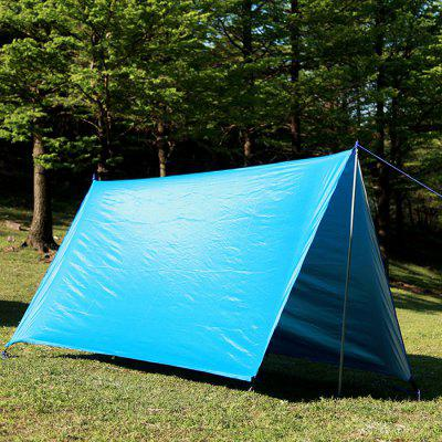 Lightweight Tent Tarp Waterproof Hammock Shelter
