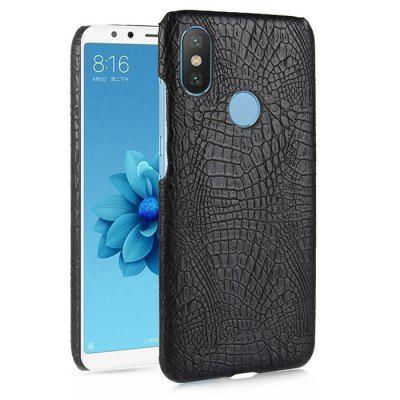 ASLING Crocodile Grain PU + PC Protective Phone Case for Xiaomi Redmi S2