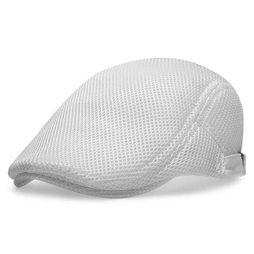 234fcd71a3 Men Fashion Mesh Breathable Beret -  6.95 Free Shipping