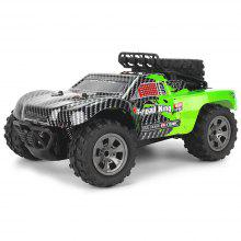 1885 - B 2.4G 1/18 18km/h Drift RC Off-road Car Desert Truck RTR Toy