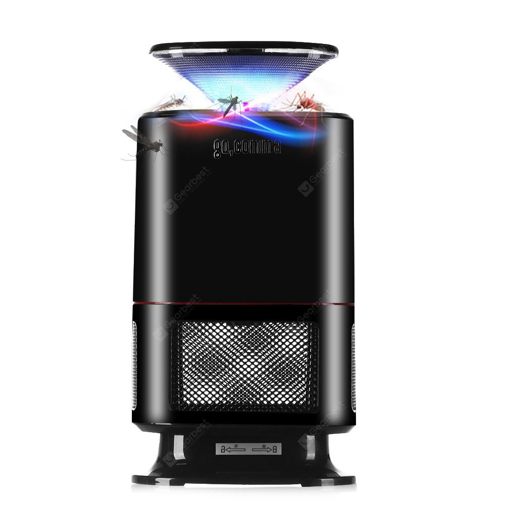 gocomma LED Electric Mosquito Killer Lamp Indoor Bug Zapper 220V