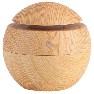 Ultrasonic USB Air Humidifier Aroma Diffuser 130ml