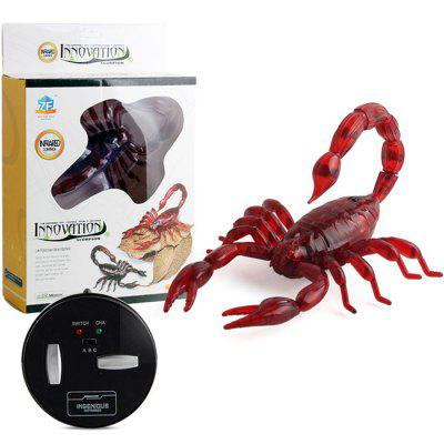 9992 Infrared Remote Control RC Scorpion Kids Toy Gift