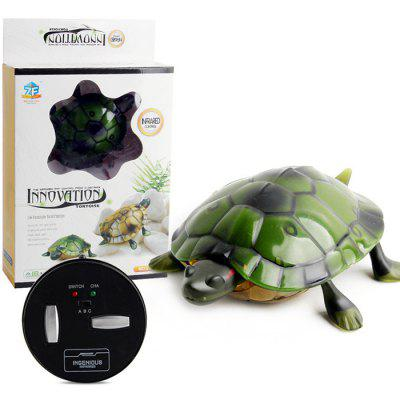 9993 Infrared Remote Control RC Tortoise Kids Toy Gift