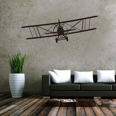 Glider Style Wall Sticker for Living Room Bedroom