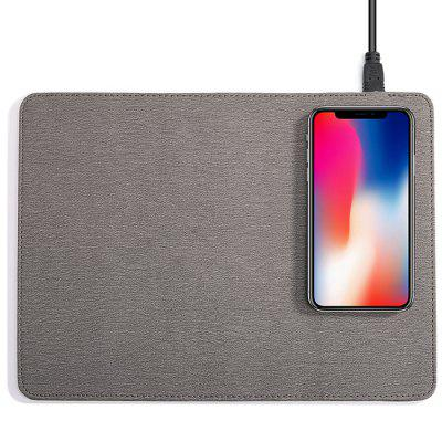 YAOMAISI M04+ Mouse Pad Fast Wireless Charger 2-in-1