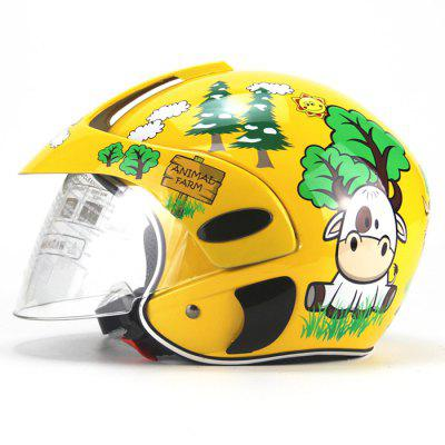Safety Motorcycle Helmet for Children