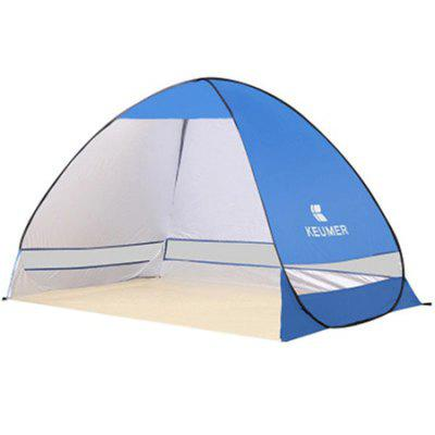 KEUMER Outdoor 3 - 4 Persons Sunscreen Tent
