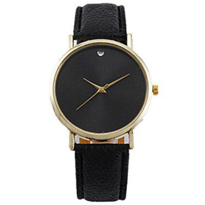 Quartz  Womens Waterproof Lady Watch