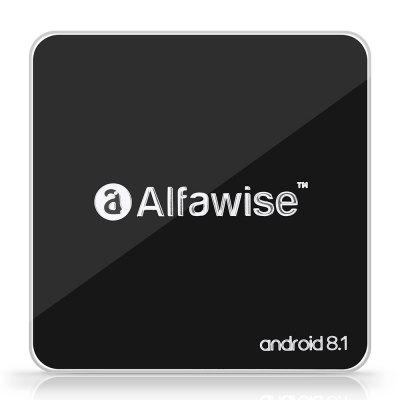 Refurbished Alfawise A8 TV BOX Rockchip 3229 Android 8.1