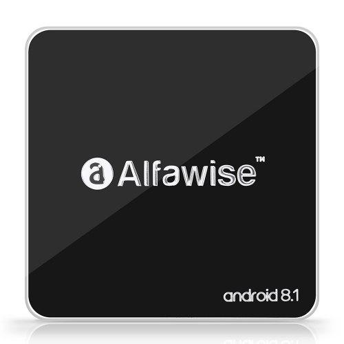 Alfawise A8 TV BOX Rockchip 3229 Android 8.1 -  30.99 Free Shipping ... 985f82db7e59
