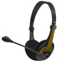 E-sport Gaming Headset Stereo Headphone with Earphone Mic