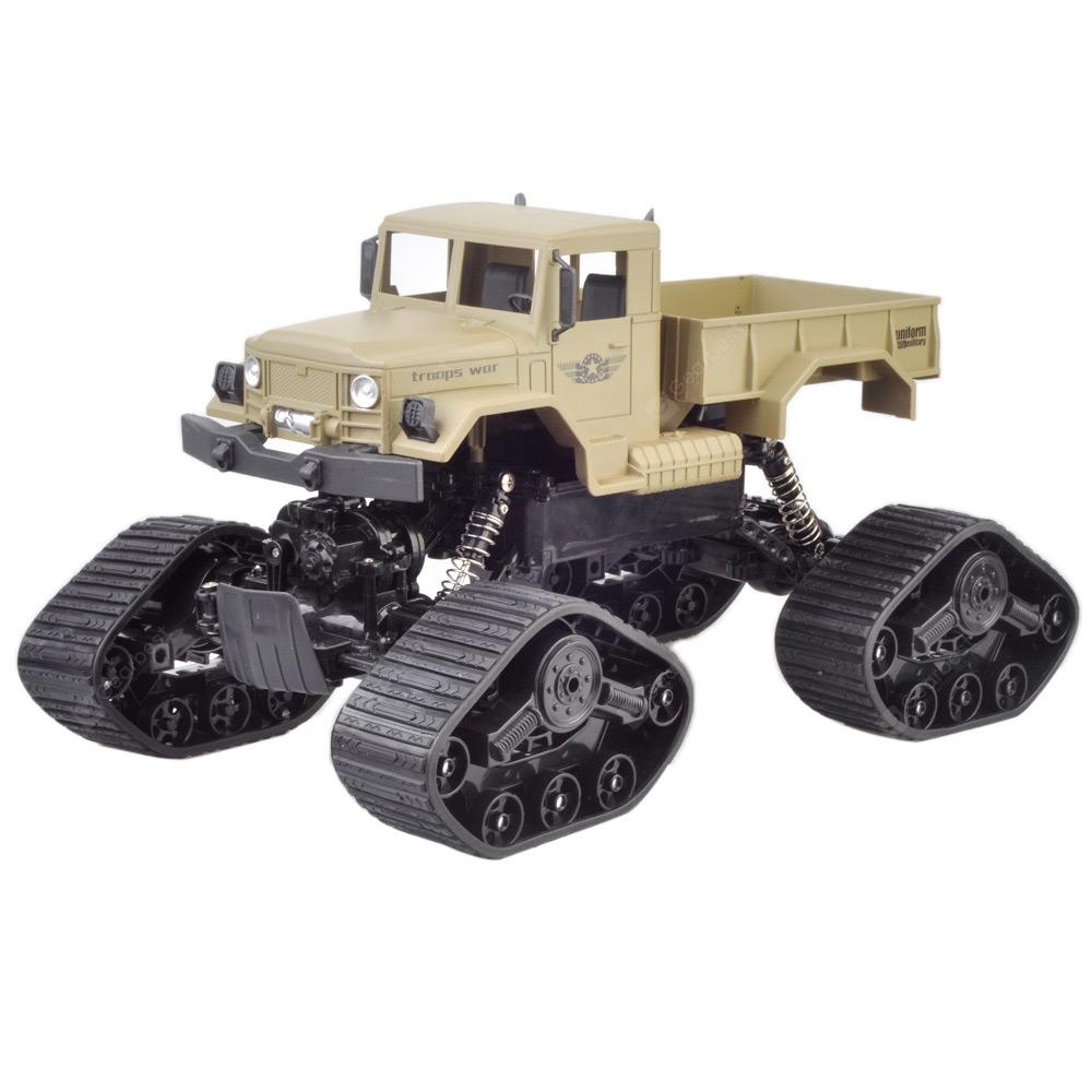 RC Truck Snow Beach Crawler Car RTR