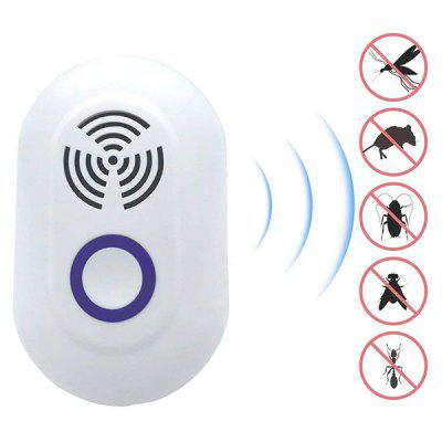 Ultrasonic Mosquito Killer Pests Expelling Device