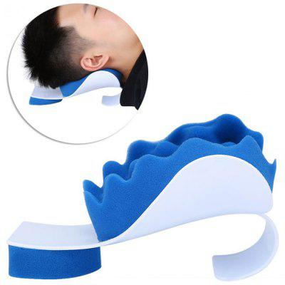 Sponge Soft Shoulder Massage Pillow Head Neck Cushion cervical massage device neck massage pad household multifunctional pillow full body cushion