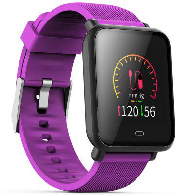 Q9 Waterproof Sports Smart Watch voor Android / iOS