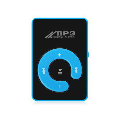 Sports Mini USB MP3 Player with Metal Clip