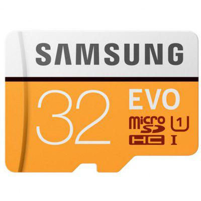 Samsung EVO Ultra Micro SDHC UHS-1 Professional Memory Card