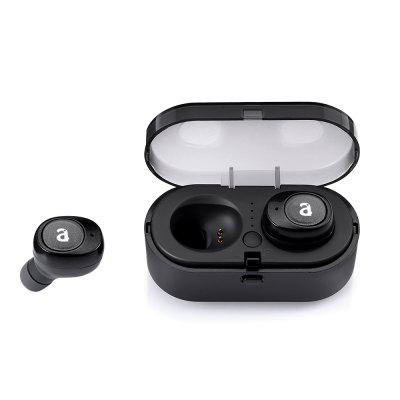 Alfawise A1 Stereo Wireless Bluetooth Ecouteurs BLACK