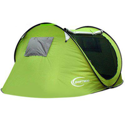 KEUMER 3 - 4 Persons Emergency Quick Open Tent
