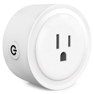 2.4GHz WiFi Remote Control Smart Power Socket Adapter US Plug