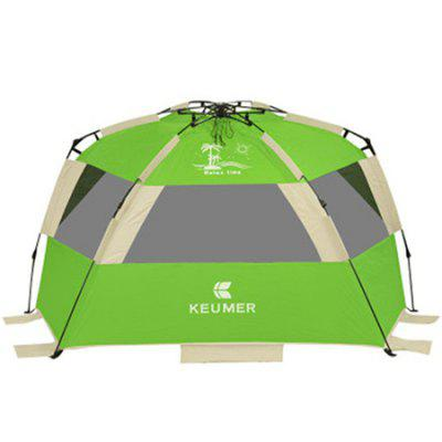 KEUMER Outdoor 2 - 3 Persons Leisure Tent