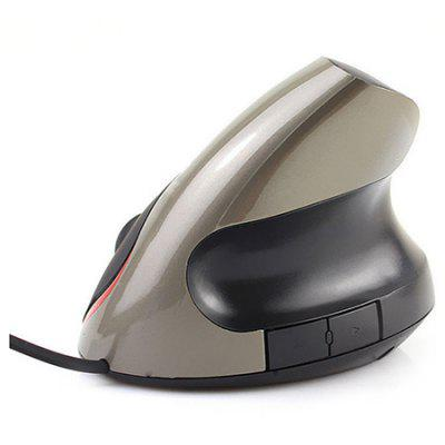 006 USB Wired Vertical Optical Mouse