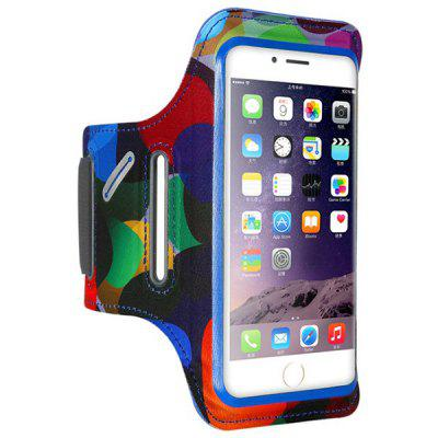 Floveme Arm Band Belt Cover Case voor 5.5 inch iPhone