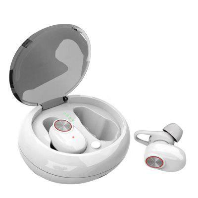 V5 TWS True Wireless Dual Earbuds Mini fone de ouvido Bluetooth