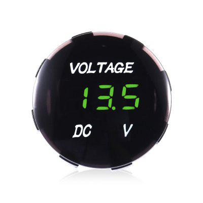 DC 12 - 24V LED Display Voltmeter Digital Panel Voltage Meter