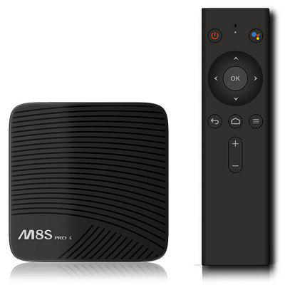 M8S PRO L Smart TV Box for Android 7.1 Amlogic S912 3GB RAM 32GB ROM 5G Wifi