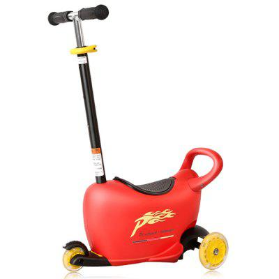 POUCH Trendy Multi-functional Kids Scooter