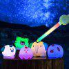 YAOLAN M2 Magic Wand + Five Small Glowing Animals - WHITE